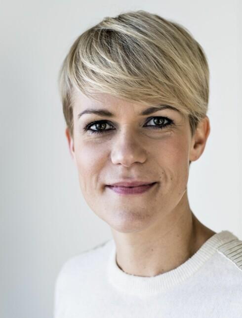 ALVORLIG FØDSELSSKADE: Sigrid Bonde Tusvik forteller til KK.no om skadene hun fikk da hun fødte sitt andre barn. Foto: Aleksander Andersen / NTB Scanpix