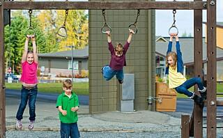 Har du aktive barn? Pass på at de får i seg denne maten