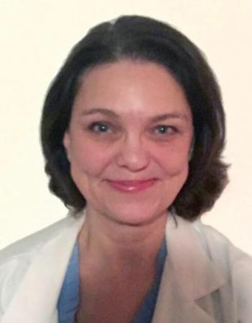 LITE KJENT SYKDOM: - Årsaken til lipødem er ikke klarlagt, men man tror det er en genetisk basert sykdom, sier indremedisiner Nina Bryhn. Foto: Privat