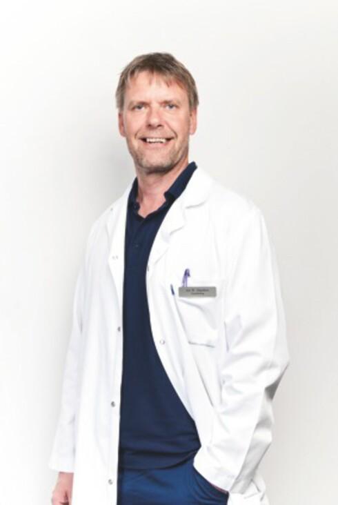 PÅVIRKES AV MANGE FAKTORER: Noen ganger kan det hjelpe å bytte klinikk, sier fertilitetslege og klinikksjef Jon Hausken ved Klinikk Hausken. Foto: Klinikk Hausken
