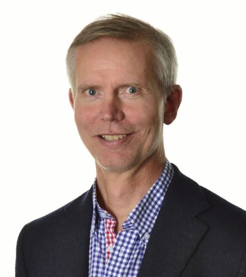 ADVARER: - Ikke bruk Ibux ved vannkopper, sier overlege Morten Finckenhagen i Legemiddelverket. Foto: Legemiddelverket