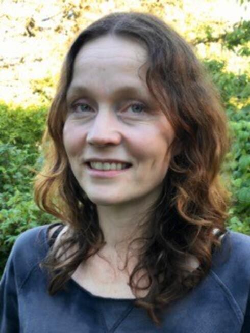 FORTSATT EN DEL TABU: Psykolog Idun Røseth har forsket på fødselsdepresjon. Foto: Privat