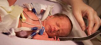 Bedre medisinering hjelper premature barn
