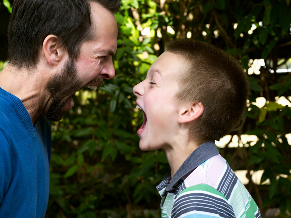 LÆRER RASKT: Med disse enkle trinnene, forteller eksperten at barnet raskt vil lære seg å vente på tur.  Foto: NTB/Scanpix
