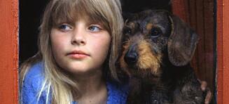 Slik blir barn og hund en fin kombinasjon