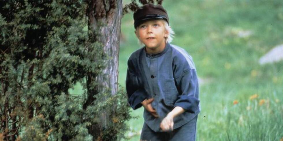 EMIL I LØNNEBERGET: Navnet Emil ligger på en niendeplass på den norske navnetoppen (2015), noe som kanskje kan spores tilbake til Astrid Lindgrens bøker. Foto: SF Studios