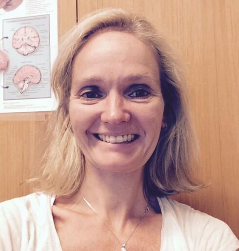 SPESIALIST PÅ EPILEPSI: Anette Ramm-Pettersen, overlege på Spesialsykehuset for Epilepsi ved Oslo Universitetssykehus. Foto: Privat