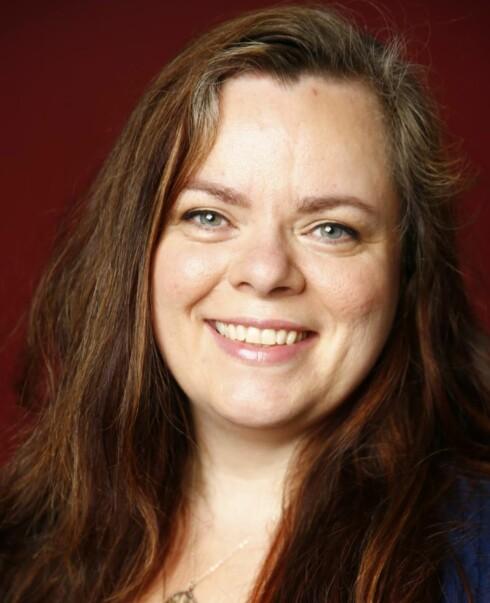 HJEMMEFØDSEL GIR EN EGEN RO: Annhja Nielsen har jobbet som hjemmejordmor i seks år.  Foto: Privat