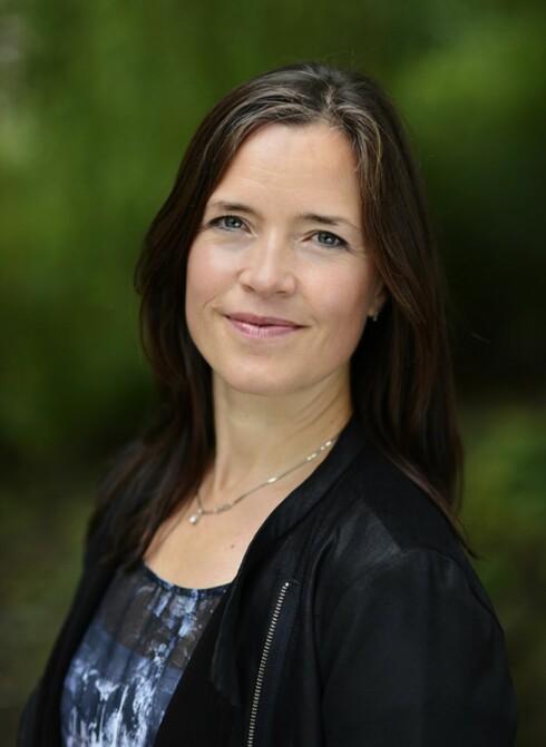Professor ved HiOA og leder for Nasjonalt råd for ernæring, Liv Elin Torheim.  Foto: Sonja Balci / HiOA