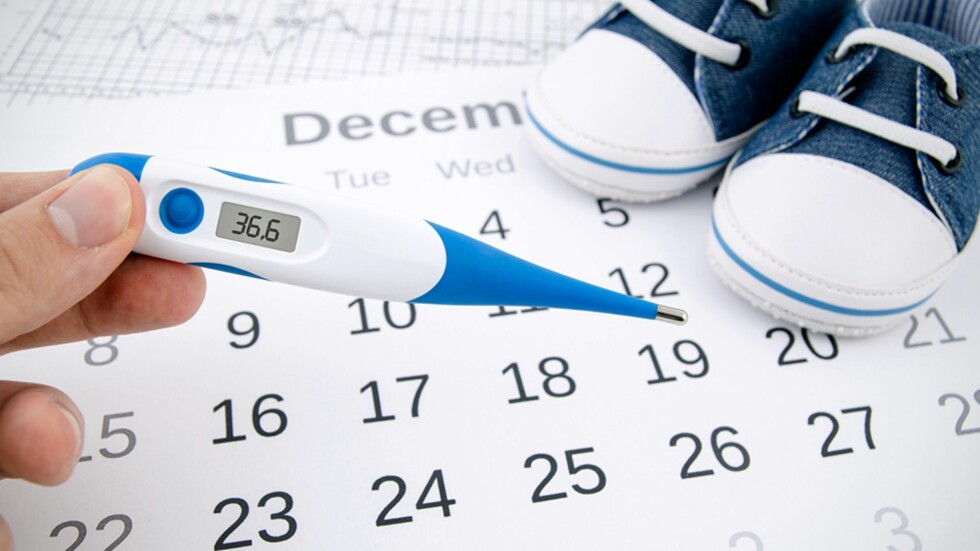 FINNE UT NÅR MAN HAR EGGLØSNING: Både temperaturmåleren og kalenderen kan gi deg en pekepinn! Foto: NTB Scanpix