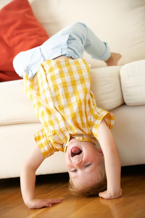 Full fart! Foto: Shutterstock