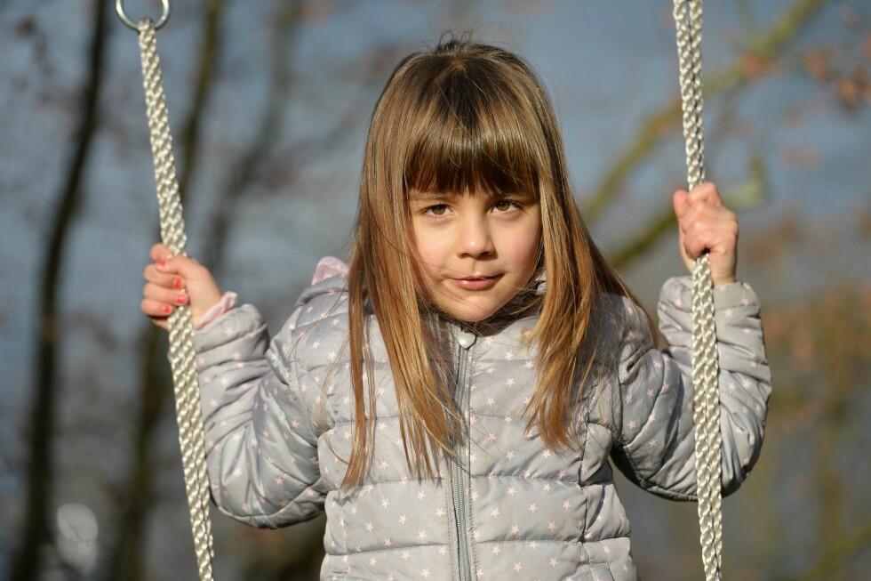 KONSTANT FORANDRING: Barns fysiske trekk er i konstant utvikling med unntak av øyefarge, som er varig etter det første året. De kan derimot ligne på foreldrene i væremåte og uttrykk.  Foto: NTB Scanpix