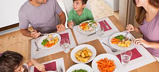 Ernæring hos barn 1-2 år