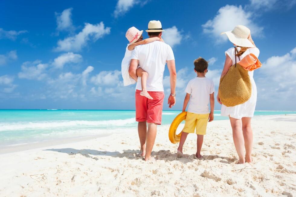POPULÆR VINTERFERIE: Reisebyråene opplever en stor pågang og en økning på bestilinger av vinterferier til blant annet Lanzarote og Tenerife. Foto: NTB/ Scanpix