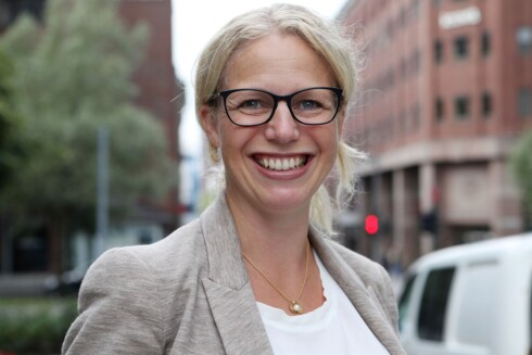 Divisjonsdirektør Linda Granlund i Helsedirektoratet. Foto: Helsedirektoratet