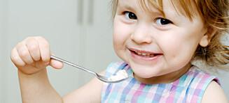 Ernæring og mat for baby 9-12 måneder