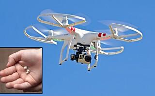 Ny YouTube trend: Bruker droner for å trekke barnas tenner