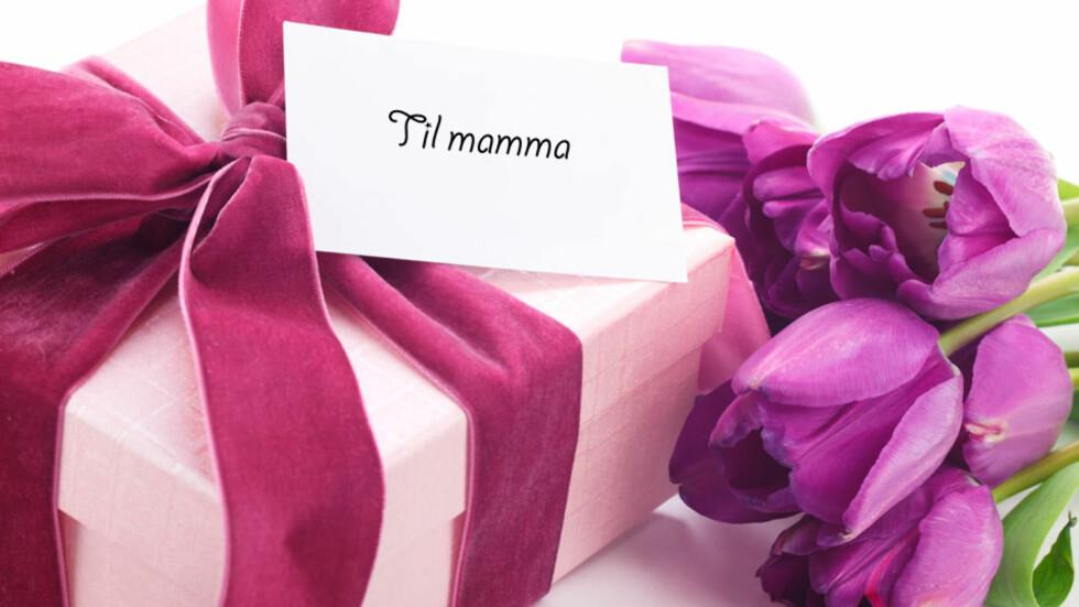 VERDENS BESTE MAMMA: I dag er det din dag og vi feirer morsdag! Foto: NTB scanpix