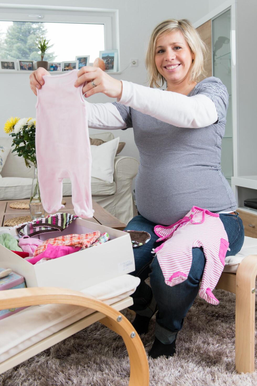 TIDLIG BÅND: Gravide knytter emosjonelle bånd med barnet i magen mens de tenker på tiden som mamma og fantaserer om barnet sitt.  Foto: NTB Scanpix