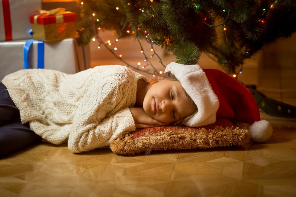 RUTINER:> Hold på gode søvnrutiner, men se det an på barnet og hva det trenger, sier ekspertene. Foto: Scanpix