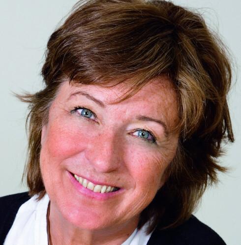 HELSESØSTER OG FORFATTER: Nina Misvær er førstelektor ved Høgskolen i Oslo og Akershus, og har skrevet flere bøker om barn og barns søvn. Foto: Inger Marie Grini/Cappelen Damm