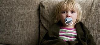 - For mye antibiotikabruk blant små barn