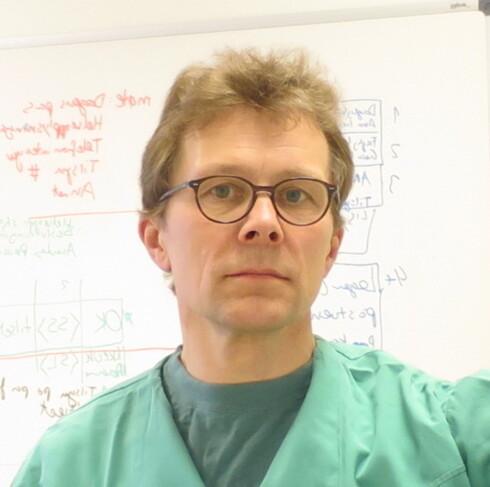 Elgjo var en av mange medisinstudenter som ble rekruttert som sæddonorer. Foto: Privat