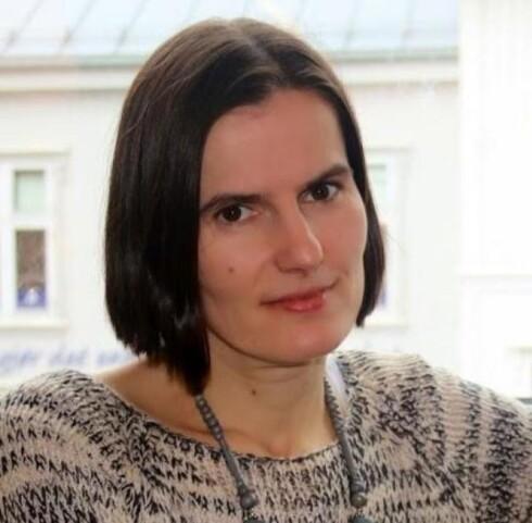 Ewa Margas, seksjonsoverlege på Føde/Barsel ved Sykehuset i Vestfold Foto: privat