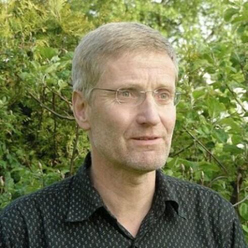 Torbjørn Moe Eggebø, seksjonsoverlege ved Nasjonalt senter for fostermedisin Foto: privat