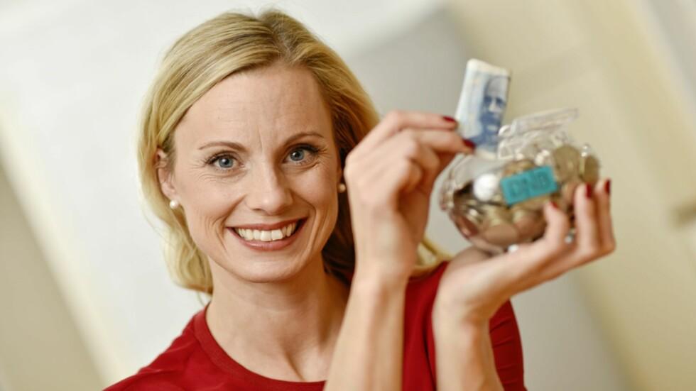 FÅ NORDMENN SETTER OPP BUDSJETT: Har man oversikt over hva man bruker, kan man få mer igjen for pengene, mener forbrukerøkonom Silje Sandmæl. Foto: Stig Fiksdal, DNB