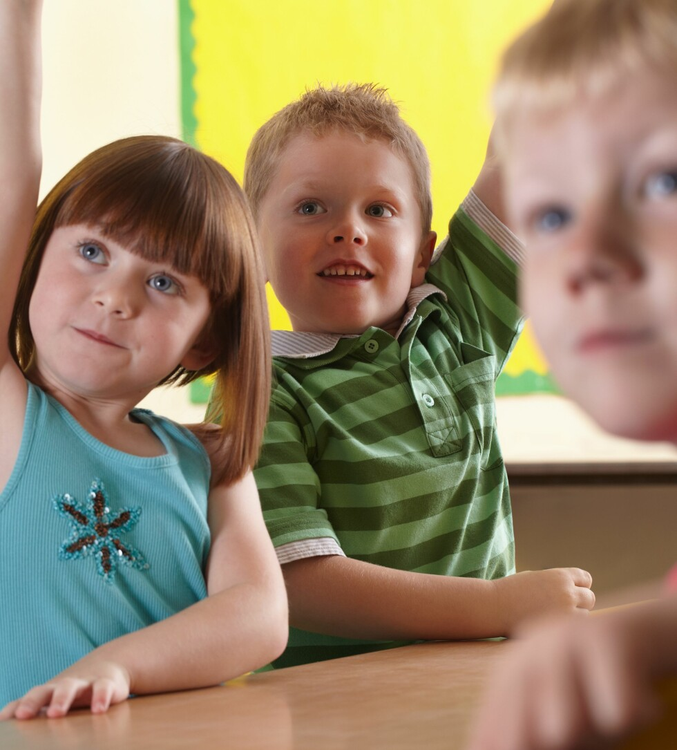ØNSKER AT ELEVENE SKAL TRIVES: - Skolene strekker seg vanligvis langt for etterkomme foreldrenes ønsker, sier Hilde Driscoll hos Utdanningsdirektoratet. Foto: Gary John Norman / NTB Scanpix