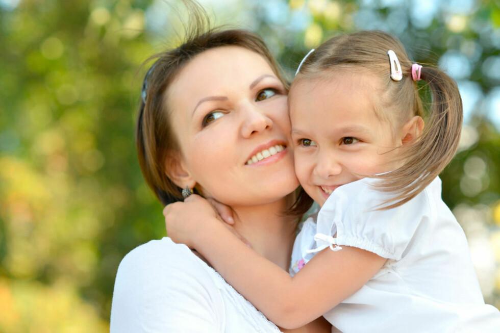 <strong>NYTT KAPITTEL:</strong> Vis barnet at det er helt trygt å være i barnehagen - også når du går! Foto: Shutterstock.com ©