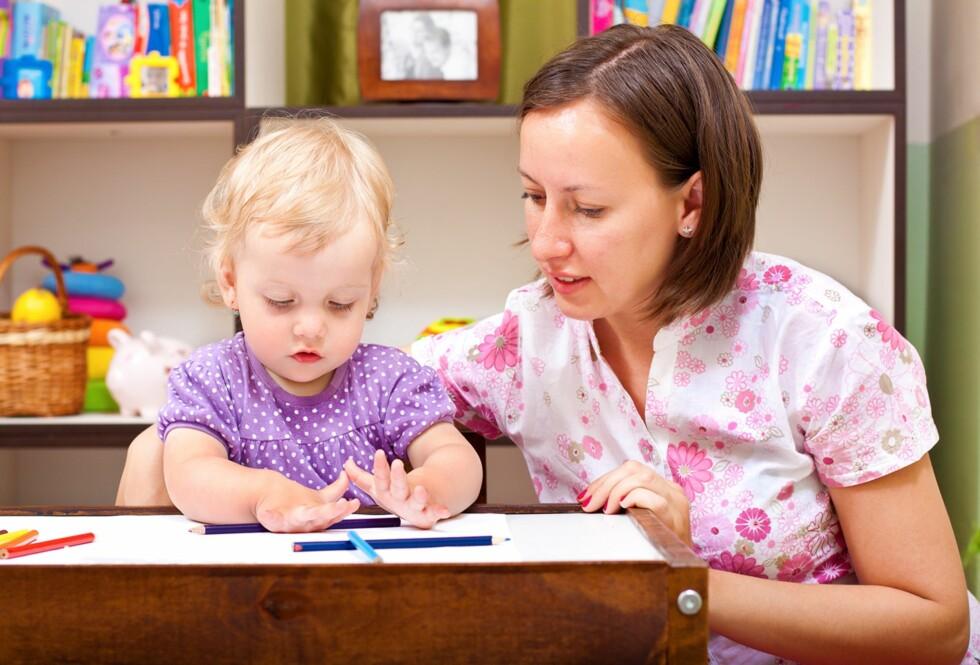 BARNEHAGESTART: Er det noe vi foreldre kan gjøre for at starten skal gå så glatt som mulig? Foto: Colourbox