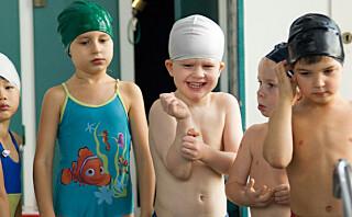 Trikset med badehette