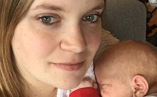 Fødselsdepresjon: Stine Marie skjulte for alle hvordan hun egentlig hadde det
