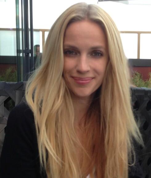 SHOPPER PÅ EBAY: - Tidsbesparende og billig, sier Stine Pedersen. Foto: Privat