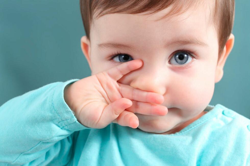FARGEN KAN AVSLØRE SYKDOMMEN: Kan tyde på forskjellig sykdom. Foto: Shutterstock ©