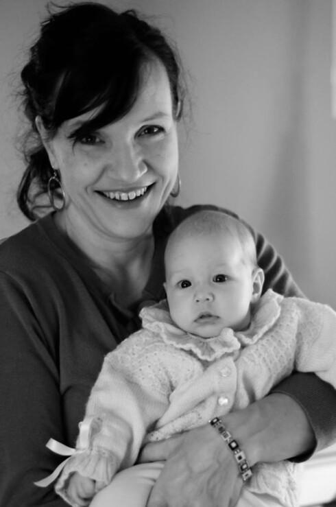 BØR UNDERSØKES AV LEGE: - Flere av symptomene på allergi kan forveksles med andre tilstander, sier barnelege Anette Resch. Foto: Privat