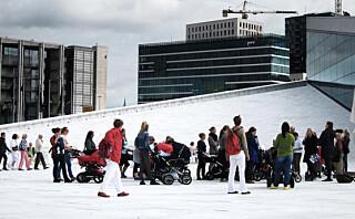 BaByvandring: Tilbud til deg med baby i Oslo