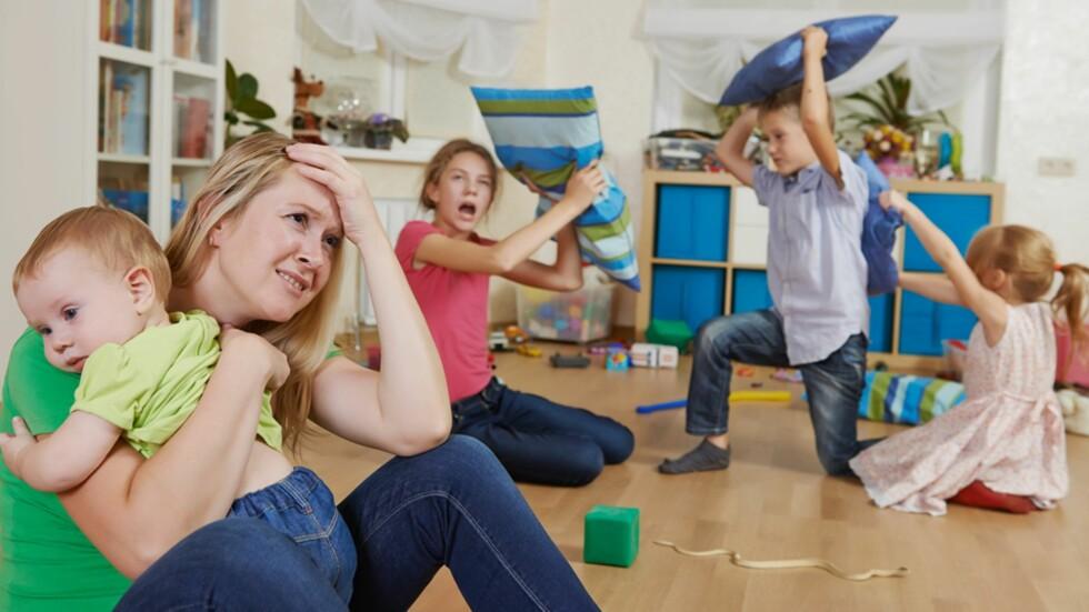 STRENGE REGLER ELLER IKKE? Mammanett har snakket med to mødre som har et ganske så forskjellig syn på barneoppdragelse. Foto: Shutterstock