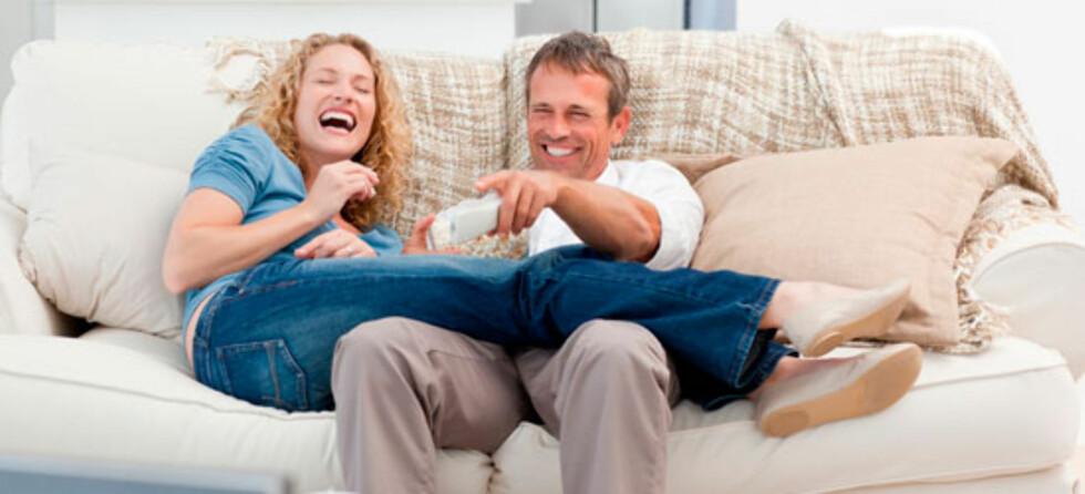 Godt parforhold gir bedre psykisk helse