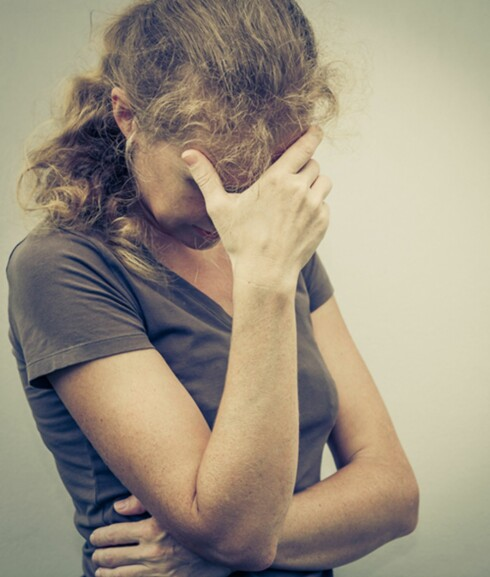 VANSKELIGE FØLELSER: «Monica» sier det er vanskelig å ikke være bitter. Foto: Shutterstock