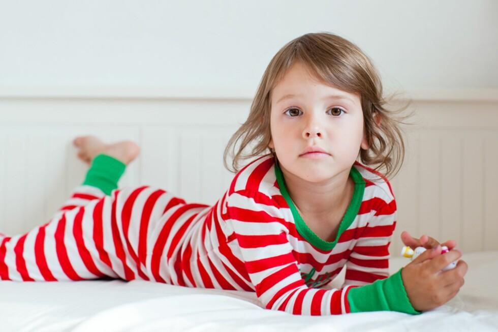 GI BARNA ET «LEGGEPASS»: Tips til alle med barn som roper mye på foreldrene etter at de har lagt seg. Foto: Shutterstock