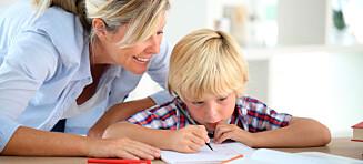 Din involvering betyr alt for barnets prestasjoner i skolen!