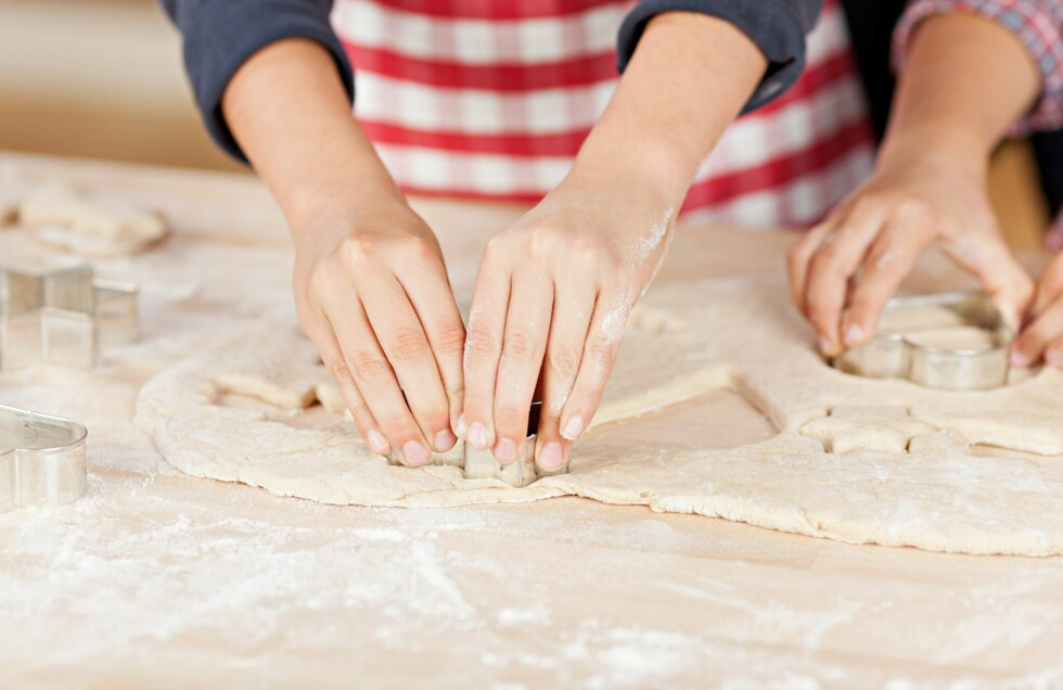 <strong>AKTIVITETSKALENDER:</strong> Alle typer juleforberedelser passer godt som aktivitet i julekalenderen. Foto: Shutterstock