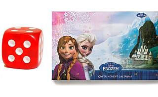 Disney Frost (Frozen) julekalender