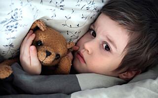 Oppkast og diaré hos barn