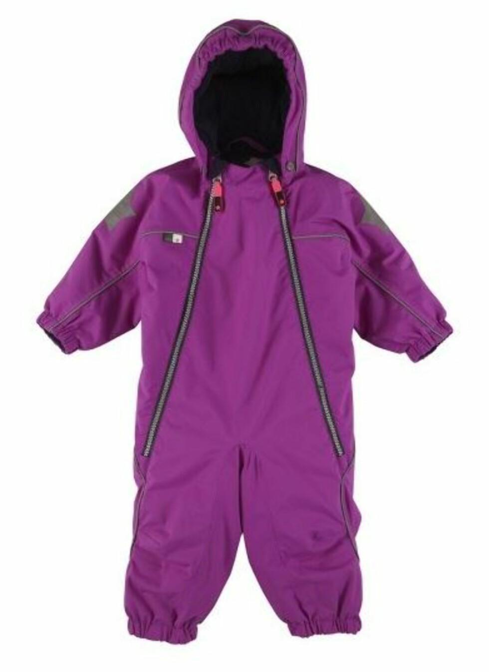 MOLO PYXIS: Fin dress for de minste, som er enkel å få av og på. Pris kr 1198,- hos Miinto.no. Foto: Produsenten