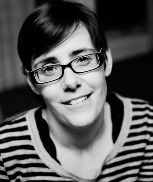 DE FLESTE FÅR ET BARN: Renate Kurszus, styreleder i Ønskebarn Foto: privat
