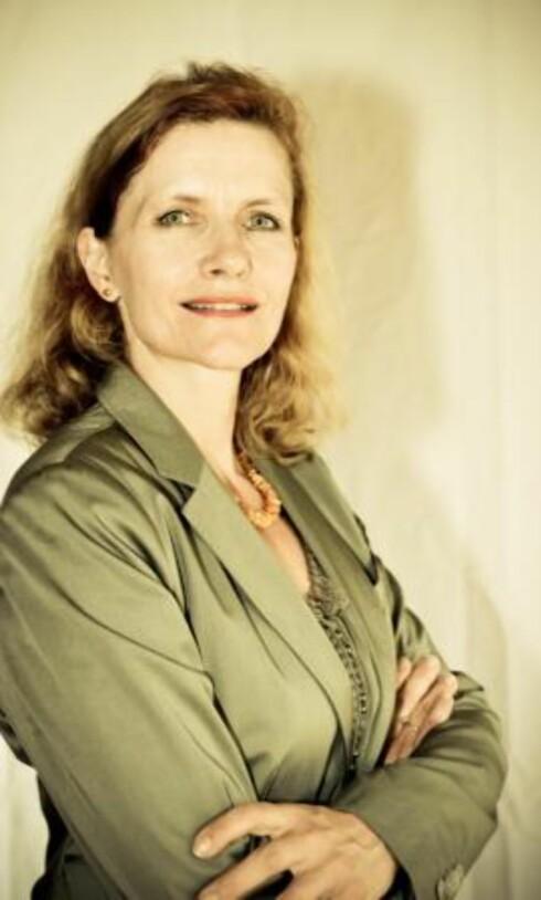 Marianne Oftedahl: - Jo tidligere diagnose, jo bedre! Foto: ADHD NORGE